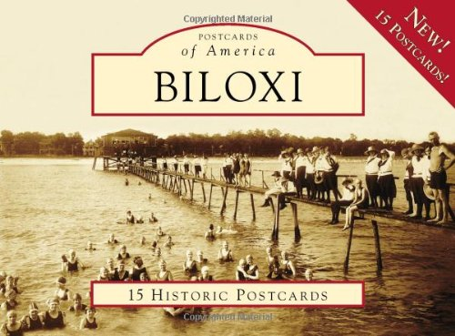 Biloxi (Postcard of America) (Postcards of America (Looseleaf))