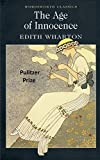 Image of The Age of Innocence (Pulitzer Prize winner) by Edith Wharton (Original Version)