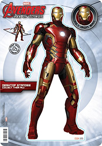 Aquarius Avengers 2 Iron Man Desktop Standee