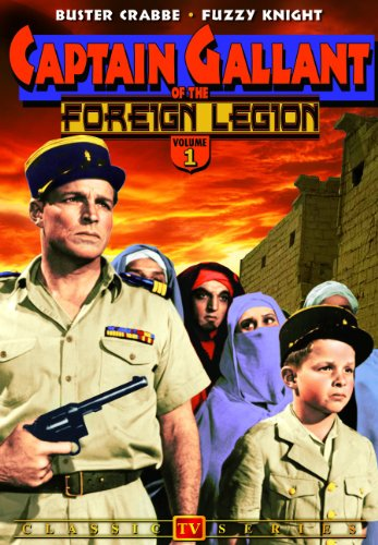Captain Gallant of the Foreign Legion, Volume 1
