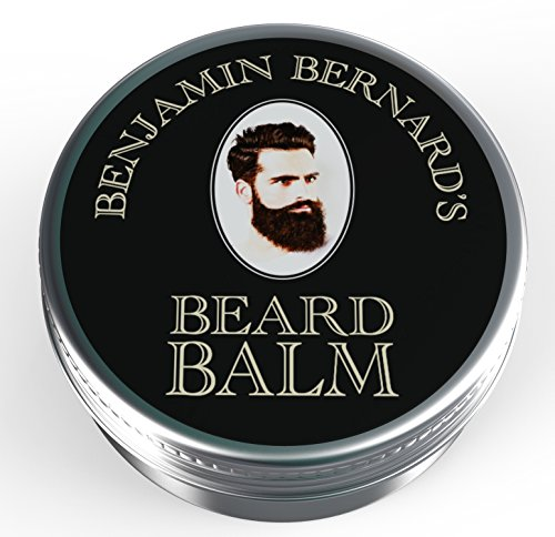 Benjamin Bernard Luxury Beard Balm For Men, Beard Balm Conditioner, Beard Pomade - 100g Scented