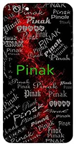 Pinak (Bow Of Shiva) Name & Sign Printed All over customize & Personalized!! Protective back cover for your Smart Phone : Moto X-Play