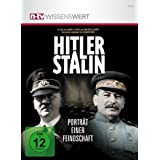 Hitler & Stalin - Portrait of Hostility ( Hitler & Stalin - Portrait einer Feindschaft )by Adolf Hitler