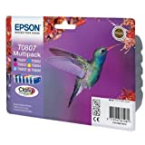 Epson MultiPack Ink Cartridge for Stylus PH R265/R360 - 6 Colour Inkby Epson
