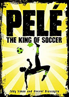 Book Cover: Pelé: The King of Soccer