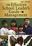 img - for The Effective School Leader's Guide to Management by Sigford, Jane L. (2005) Paperback book / textbook / text book