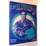 Lefty Frizell's Country Hit Songs, No. 1 (Number # Song Book, Songbook, Sheet Music)
