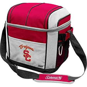 Buy NCAA USC Trojans 24 Can Soft Sided Cooler by Licensed Products