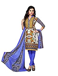 Minu Suits Cotton Unstiched Dress Material New Smash