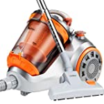 VonHaus 1200W Compact Bagless Vacuum...