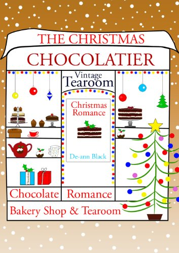 The Christmas Chocolatier (The Tea Shop & Tearoom Series Book 2)