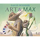 Art & Max ~ David Weisner