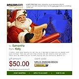Amazon-Gift-Card---E-mail---Santa-Claus