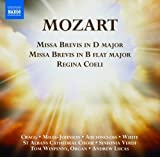 Mozart: Regina Coeli (Missa Brevis In D Major In B Flat Major) (Andrew Lucas, Tom Winpenny, St Albans Cathedral Choir) (Naxos: 8.573092) Elizabeth Cragg