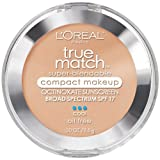 L'Oreal Paris True Match Super-Blendable Compact Makeup Creamy Natural 0.30 Ounces
