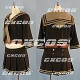 CXCOS AL0732 エンジェル ウォーズ Sucker Punch ベイビードール 風 コスプレ衣装
