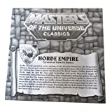 Horde Empire Masters of the Universe Classics Club Eternia Map
