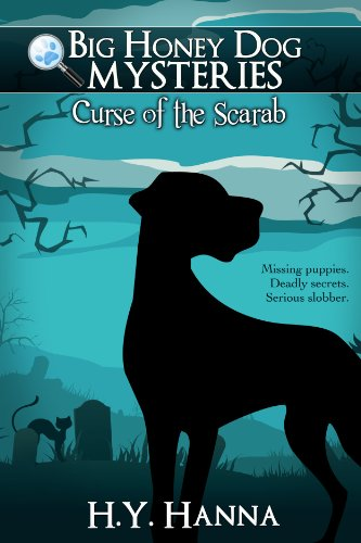H.Y. Hanna - Curse of the Scarab (Big Honey Dog Mysteries #1) - a mystery adventure for children ages 9 to 12