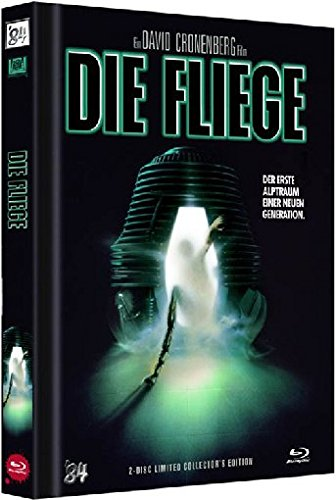 Die Fliege 1 [Blu-ray] [Limited Collector's Edition]
