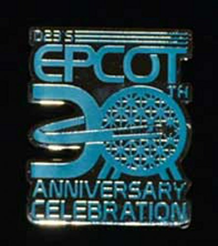 Disney Pin 93633: D23 - Epcot 30th Anniversary Event Only Pin