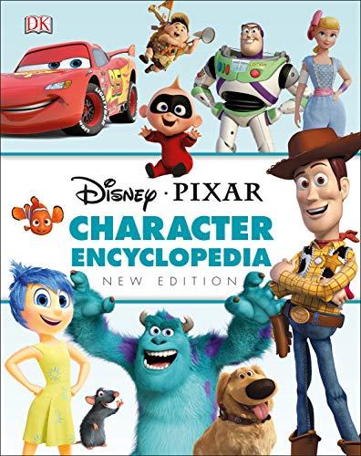 Disney Pixar Character Encyclopedia New Edition [DK] (Tapa Dura)