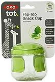 OXO Tot Flip Top Snack Cup (Green)