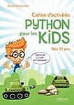 Cahier d'activit�s Python pour les kids