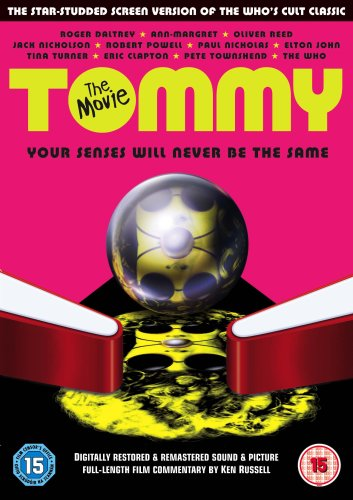 Tommy  - The Movie (The Who) [DVD]