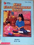 The Baby-Sitters Club: Claudia and the Great Search/Mary Anne and Too Many Boys/Stacey and the Mystery of Stoneybrook/Jessi's Baby-S (0590636693) by Martin, Ann M.