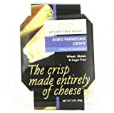 Kitchen Table Bakers Aged Parmesan Crisps, 3-Ounce Packages (Pack of 4)