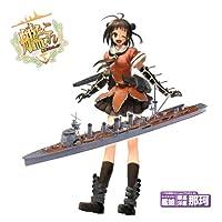 1/700 艦隊これくしょんプラモデルNo.04 艦娘 軽巡洋艦 那珂