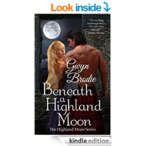 beneath a highland moon book cover