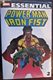 img - for Essential Power Man And Iron Fist TP Vol 02 book / textbook / text book