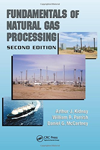 Fundamentals of Natural Gas Processing, Second Edition PDF