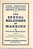 img - for The Sexual Relations of Mankind book / textbook / text book