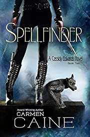 Spellfinder (A Cassidy Edwards Novel Book 2)