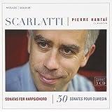 Scarlatti : 50 Sonates pour clavecin