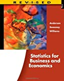 Statistics for Business and Economics, Revised (with Printed Access Card)
