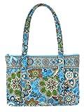 Vera Bradley Betsy Bag Bali Blue Handbag Purse