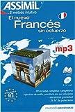 echange, troc Collectif - El nuevo francès sin esfuerzo (1CD audio MP3)