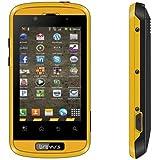 "Bravus Mini Gorila - Teléfono robusto de 3.5"" (3G, doble cámara de 5 MP, Dual Core 1.2 GHz, Android 4)"