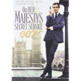 On Her Majesty's Secret Service ~ George Lazenby