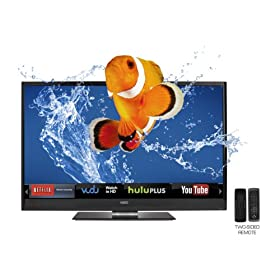 VIZIO M3D470KD 47-inch 1080p 240Hz Razor LED Smart 3D HDTV (2012 Model)