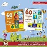 echange, troc Compilation - 60 Comptines Et Formulettes Pour Crèches - 60 Comptines Et Formulettes Pour Maternelles