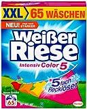 Weißer Riese IntensivColor Pulver, 1er Pack (1 x 65 Waschladung)