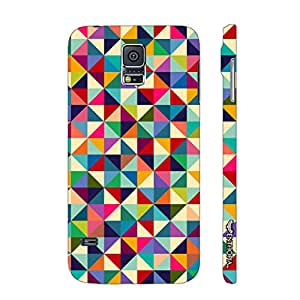 Samsung Galaxy Note Edge Rubics Square designer mobile hard shell case by Enthopia