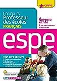 Concours Professeur des écoles - Epreuve écrite de Français - Concours 2016 - Nº02...