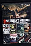 Midnight Horror Collection: Hatchets & Cleavers