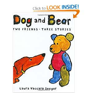 Dog and Bear (Neal Porter Books) (Boston Globe-Horn Book Award Winner-Best Picture Book) (Awards))