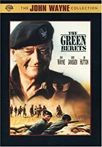 Cover of &quot;The Green Berets&quot;